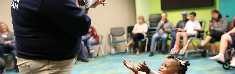 Georgia Aquarium Visits Children's Healthcare of Atlanta 5