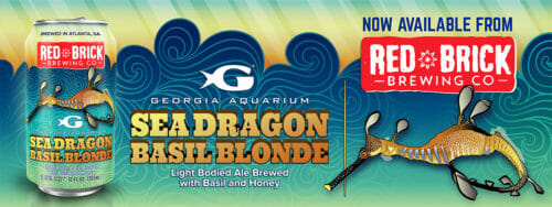 Sea Dragon Basil Blonde