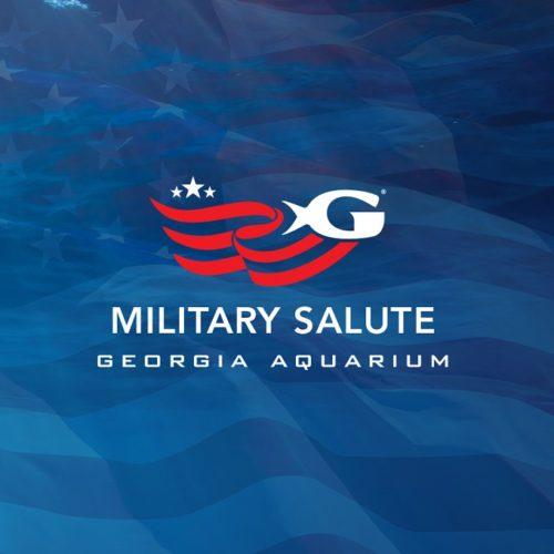 Military Salute Exhibit Unveiled On Veterans Day At Georgia Aquarium 1