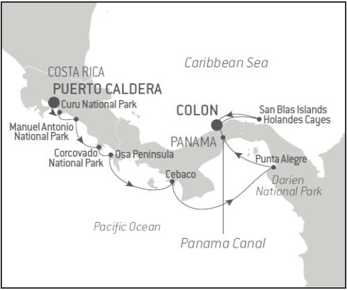 Explore Exotic Central America with Georgia Aquarium