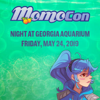 MomoCon Night 1