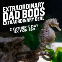 Father's Day at Georgia Aquarium 1