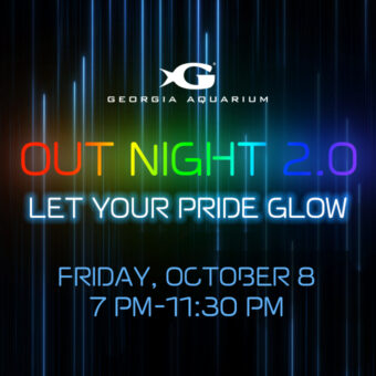 2021 OUT NIGHT 2.0 - Let your Pride GLOW!