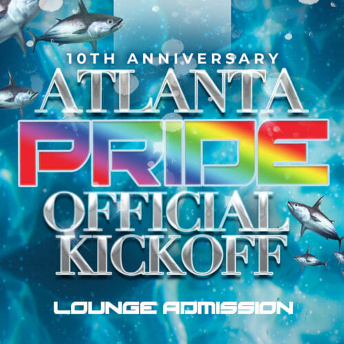 Atlanta Pride Official Kickoff 2