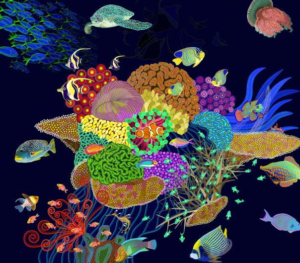 Georgia Aquarium Partners 1