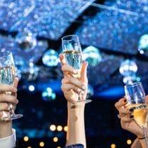 New Year's Celebration - Splashing '20s 1