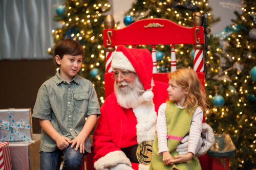 Breakfast Meet and Greet with Santa 4