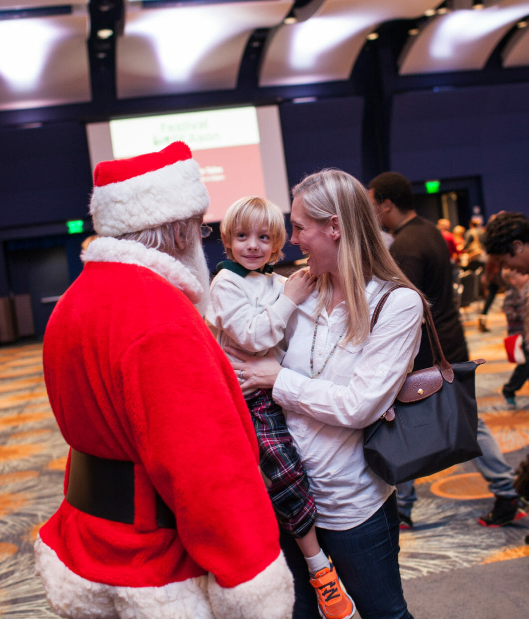 Breakfast Meet and Greet with Santa 6