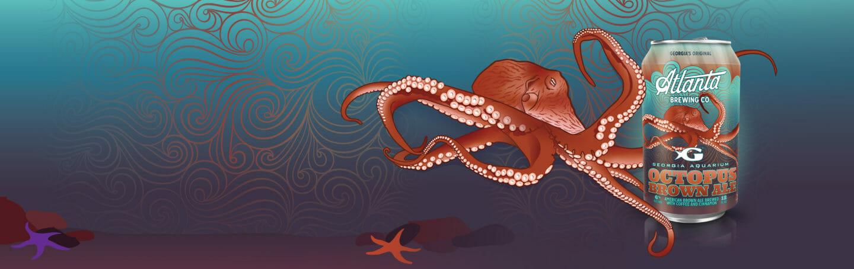 Octopus Brown Ale 3