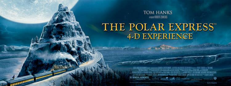 The Polar Express™ 4-D Experience 3