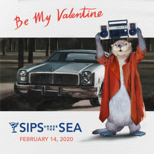 Sips Under the Sea: Be My Valentine 4