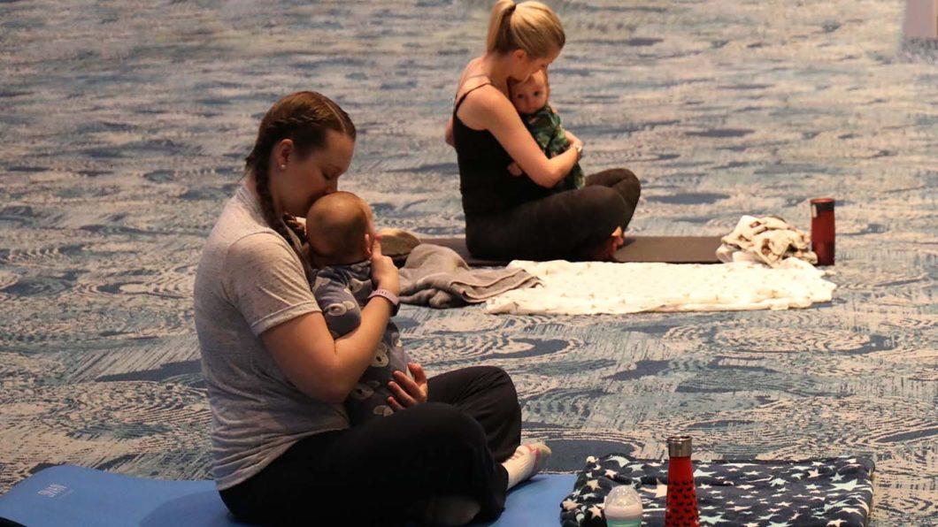 Baby & Me Yoga 15
