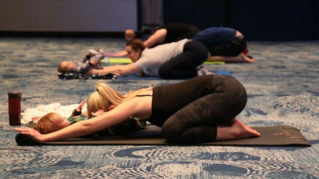 Baby & Me Yoga 16