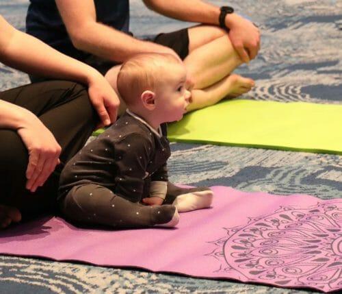 Baby & Me Yoga 8