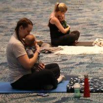 Baby & Me Yoga 9