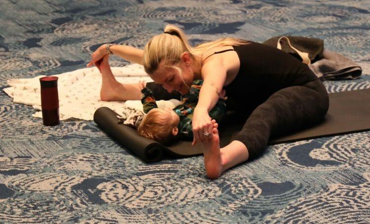Baby & Me Yoga 11