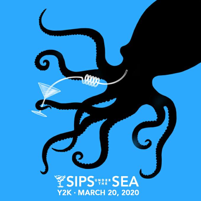 Sips Under the Sea: Y2K 5