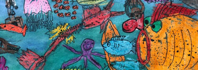 At-home Learning with Georgia Aquarium 1