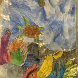 Ella's Painting