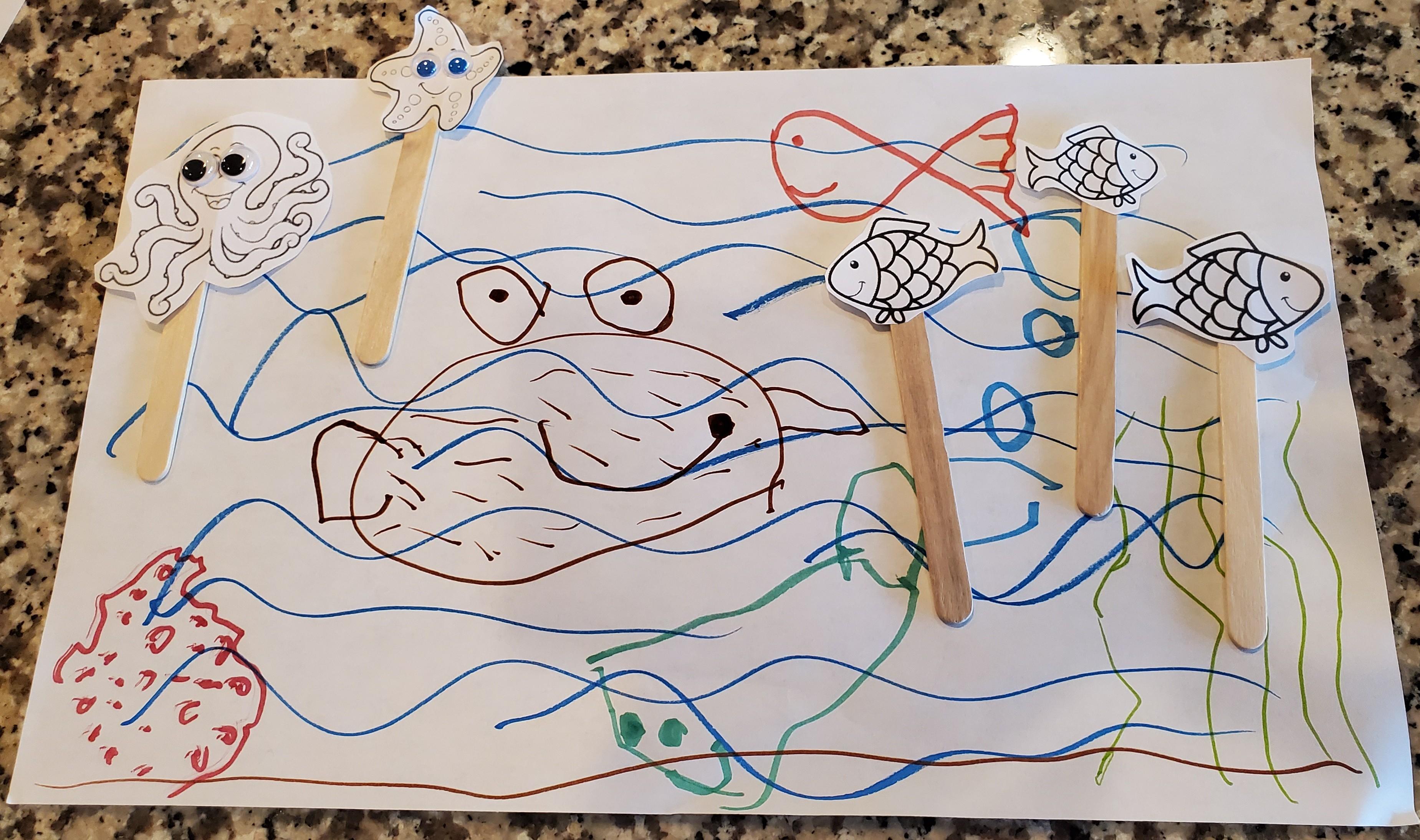 Creative Kids Art Gallery 3