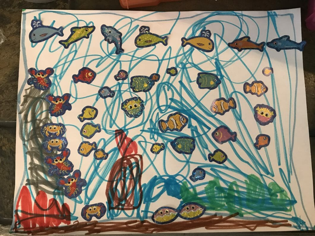 Creative Kids Art Gallery 86