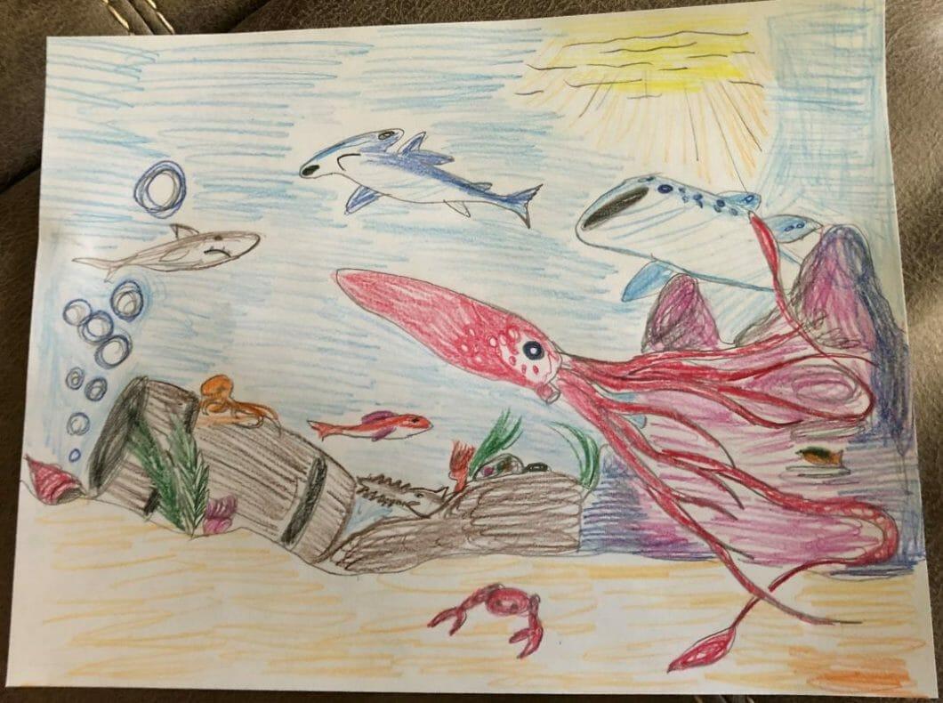 Creative Kids Art Gallery 108
