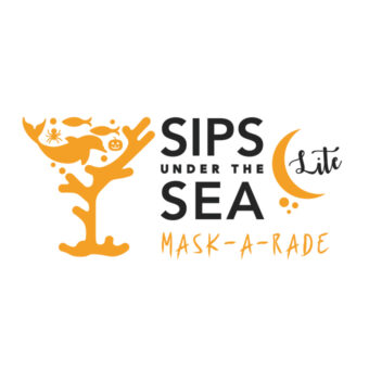 Sips Under the Sea: Lite - Mask-a-Rade 1