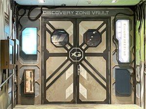 Discovery Zone Vault