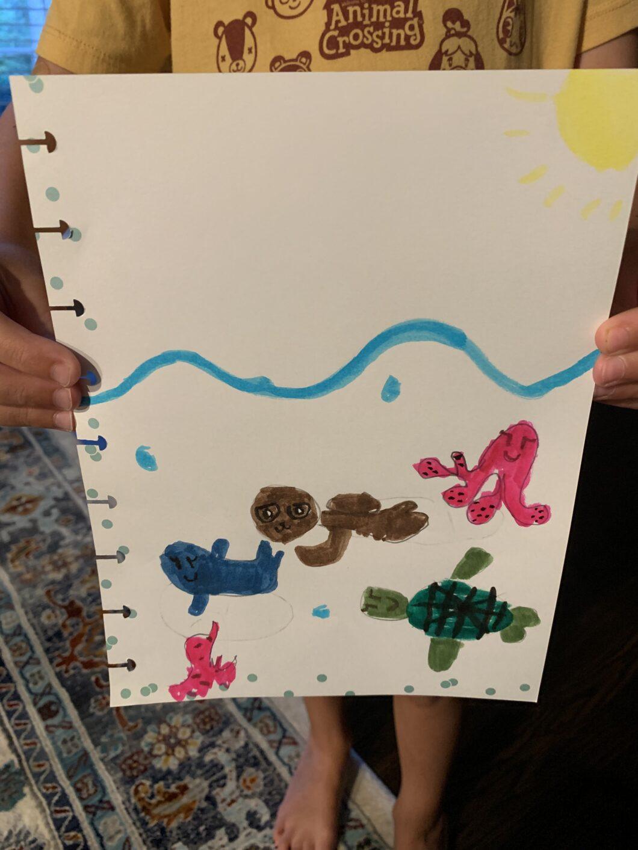 Creative Kids Art Gallery 178