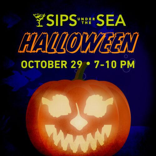 Sips Under the Sea - Halloween 9