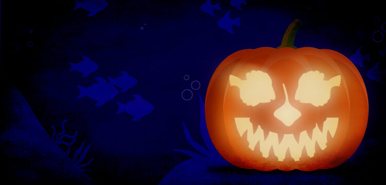 Sips Under the Sea - Halloween 2