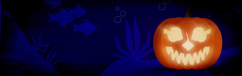Sips Under the Sea - Halloween 3
