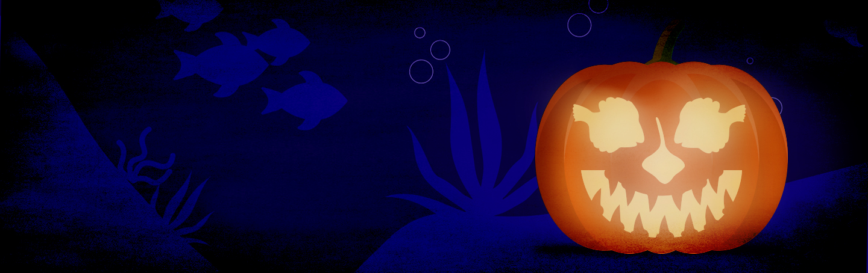 Sips Under the Sea - Halloween 4