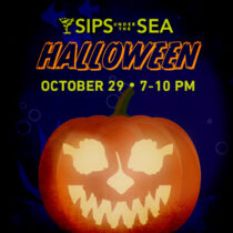Sips Under the Sea - Halloween 8